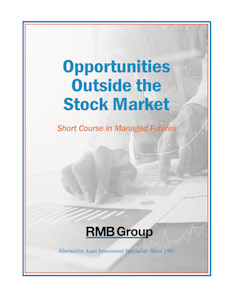 Opportunities Outside the Stockmarket